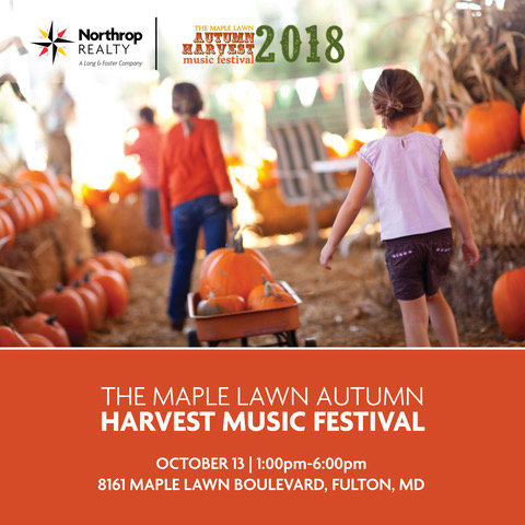 The Maple Lawn Autumn Harvest Music Festival