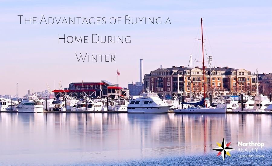 Buying a home during winter in Maryland